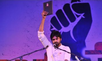 Pawan's ISM Book Launch in Vizag
